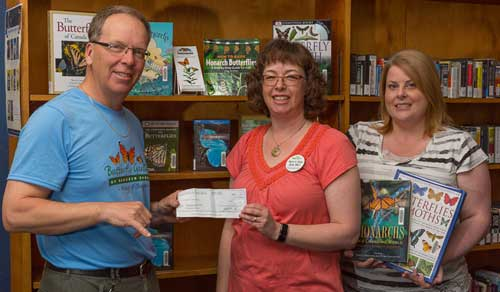 bgoss-donation-to-bruce-county-library--May-2016