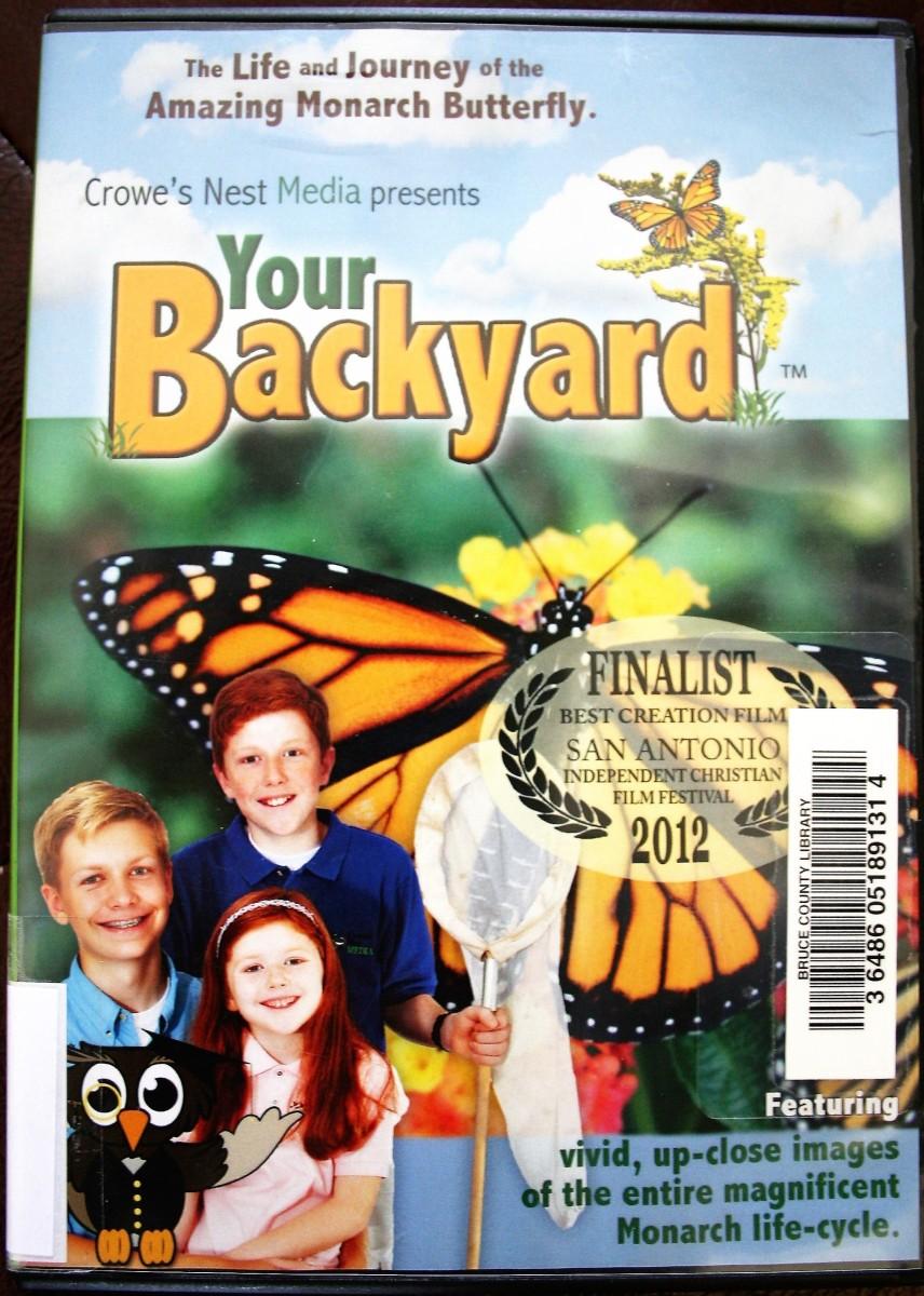 Crow's Nest Media Presents Your Backyard